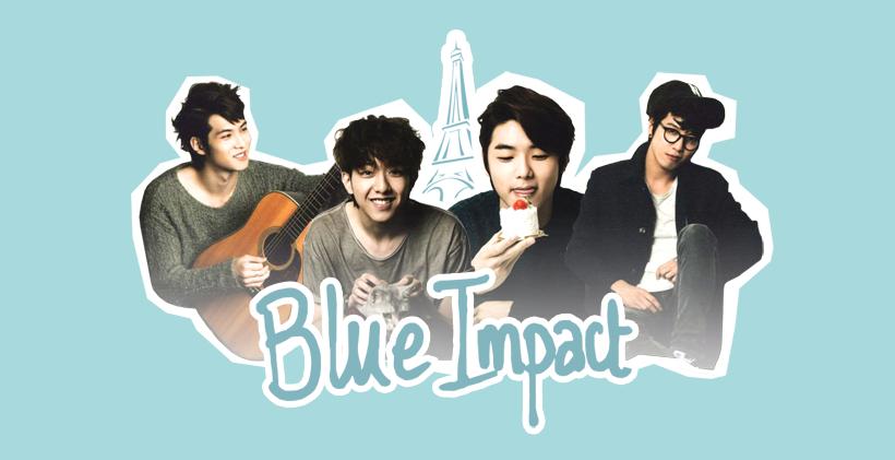 { BLUE IMPACT }